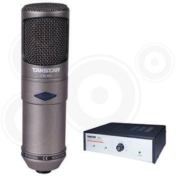 Micro dành cho phong thu,giá tốt-Takstar SM-5B